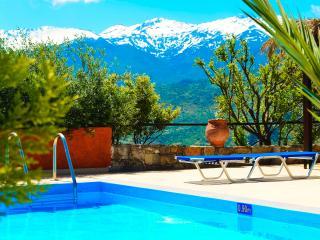 Anemole Traditional Cretan Villa - Aptera vacation rentals