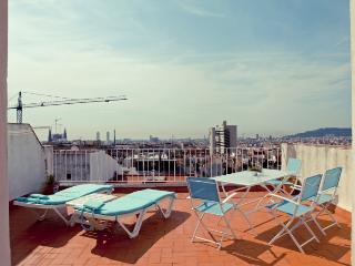 Gaudi Penthouse 1 - Barcelona vacation rentals
