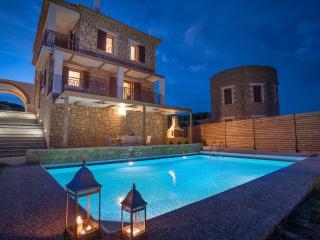 Sea Gems, Sapphire 3-Bedroom Private Pool Villa - Vasilikos vacation rentals