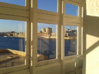 Panoramic sea view ,most central ,Valletta - Valletta vacation rentals