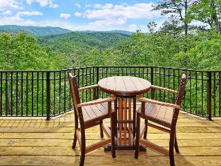 Secluded Luxury 1 Bedroom Cabin With Amazing Views - Gatlinburg vacation rentals