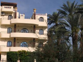VILLA BAHRI 5 star apartment, rural West Bank - Luxor vacation rentals