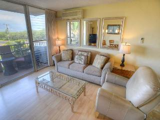FALL SPECIALS! Cozy Ocean Front 1-Bedroom with an Outstanding View! - Kihei vacation rentals