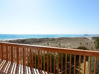 Sea Oats -  Enjoy a soothing vacation getaway in this quiet ocean view home - Wrightsville Beach vacation rentals