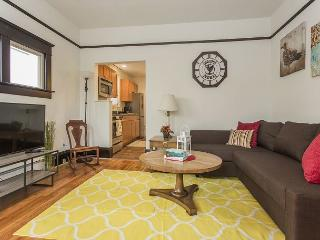 Colorful and Well-Connected 1BR Apartment with Downtown Seattle Views - Seattle vacation rentals