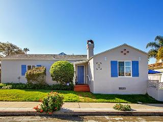 Lovely La Jolla Cottage, Stone's Throw from the Beach – Sleeps 4 - La Jolla vacation rentals