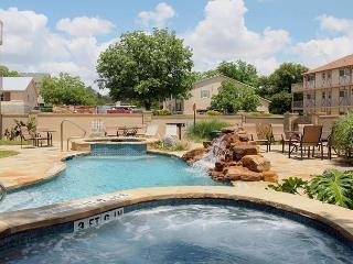 AFFORDABLE LUXURY Condo on Guadalupe near Comal & Schlitterbahn: Unit K-203 - New Braunfels vacation rentals