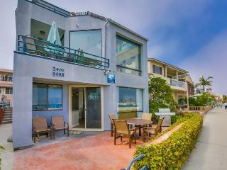 Bayside Breeze - Mission Bay Front Vacation Rental - Pacific Beach vacation rentals
