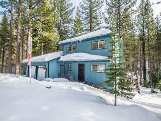 Paradise in Tahoe - Families love this home-Quiet, Private, Forest, Game Room - South Lake Tahoe vacation rentals