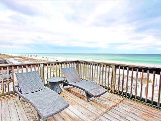Pointe of View-5BR-AVAIL8/20-24 $2793-RealJOY Fun Pass*FREETripIns4NEWFallBkgs*BEACHFront-BEACH SVC - Destin vacation rentals