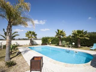 Villa with Pool and Lush Garden - Parabita vacation rentals