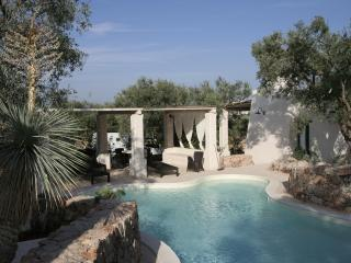 Modern Pool and Ancient Trullo - Racale vacation rentals