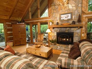 Guest Favorite Valle Crucis Log Cabin*Hot Tub*AC - Banner Elk vacation rentals
