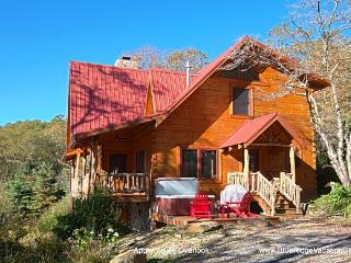 SUMMER 165/NT*Guest Fav Cabin*AWESOME VIEW*Hot tub - Zionville vacation rentals