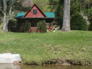 Riverfront Valle Crucis Cabin*Hot Tub*Firepit*AC - Banner Elk vacation rentals