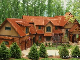 Homestead Lodge @ Eagles Nest*6 Bedroom 7000 sq ft - Banner Elk vacation rentals