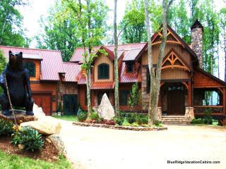 Homestead Lodge @ Eagles Nest*6 Bedroom 7000 sq ft - Banner Elk vacation rentals