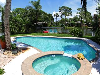 Tropical Canal Front Home with Pool - Saint Petersburg vacation rentals