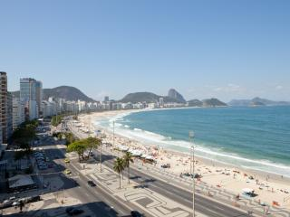 W01.73 - LUXURY 3/5 BEDROOM IN COPACABANA - Rio de Janeiro vacation rentals