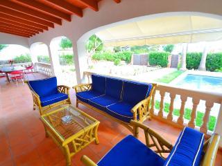 Villa in Llucmajor, Cala Pi 102607 - Cala Pi vacation rentals