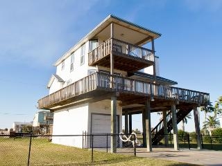 Nice House with Deck and A/C - Galveston vacation rentals