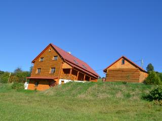 Chata Luna: modern, large cabin for your group - Lazy pod Makytou vacation rentals