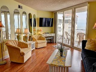 St. Regis 1510 - NEW FOR 2016!! Beach Front, Pool Access and On-site Resturant - North Topsail Beach vacation rentals