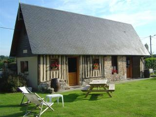 1 bedroom Gite with Internet Access in Fatouville-Grestain - Fatouville-Grestain vacation rentals