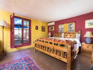 Two Casitas- Paloma- The First of the Two Casitas, Old World Adobe - Santa Fe vacation rentals
