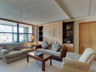 Upgraded condo with shared sauna & hot tub near slopes! Shared pool access! - Copper Mountain vacation rentals