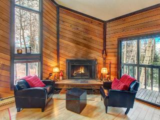 Cozy ski-in/ski-out chalet in a great location - family-friendly! - Brian Head vacation rentals