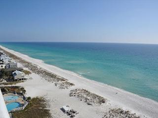 Emerald Isle 3-bedroom - Gulf-front 15th floor with wraparound views! - Pensacola Beach vacation rentals