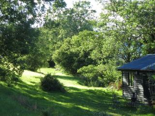 Tyddyn Retreat - Summerhouse Cabin - Carno vacation rentals