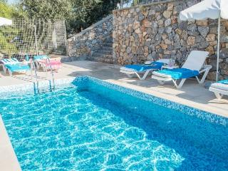 Villa Alya with private pool, seaviews and wifi - Pefkos vacation rentals