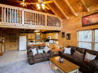 New Listing! Amenities! Family Retreat -Game Room - Hot Tub - Close to Parkway! - Pigeon Forge vacation rentals