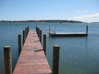 Waterfront Estate-200 ft Harborfront, Dock - Shelter Island vacation rentals
