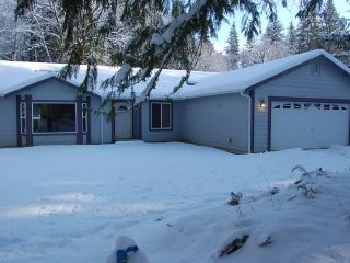 Roomy comfortable home by White Pass ski area. - Packwood vacation rentals