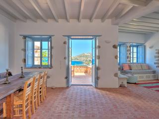 Patmos Eye 1, an amazing sea view villa in Patmos - Skala vacation rentals