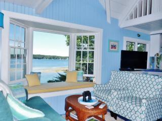 SeaGlass Cottage: East Boothbay Oceanfront - Boothbay vacation rentals