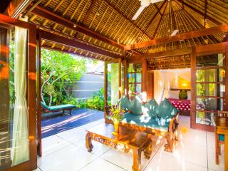 LUXURY Villa Jantung Million $ Views, Private Waterfall & Deck - Lodtunduh vacation rentals