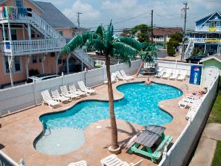 Cozy Condo with Internet Access and Shared Outdoor Pool - Ocean City vacation rentals