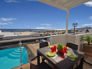 Bright Villa with Internet Access and Mountain Views - Puerto Del Carmen vacation rentals