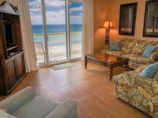 Special: 10% OFF March & April-Amazing 3rd floor beachfront condo w/beach chairs - Panama City Beach vacation rentals