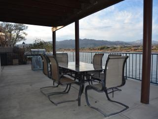 RIVERFRONT - 2 Entertaining levels - private dock - Bullhead City vacation rentals