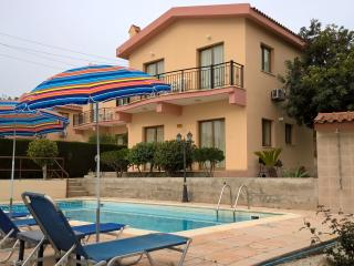 Kapsalia Holiday Villa - Pissouri vacation rentals