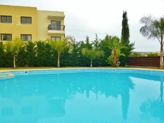 1 bedroom flat on complex with pool & gym - Oroklini vacation rentals