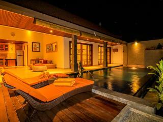 Beautiful and Romantic Taman Amertha Villas - Seminyak vacation rentals