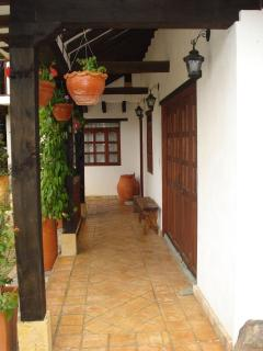 Beautiful vacation home with a spectacular view - Villa de Leyva vacation rentals