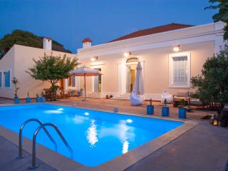 Villa Pyrgo with Swimming Pool, close to the beach - Rhodes Town vacation rentals