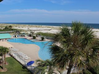 Direct Gulf Front Condo on the Beach - Gulf Shores vacation rentals
